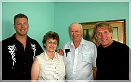 Liberty's first investors, Larry and Lois Guard. Larry became one of the Liberty directors July 2005